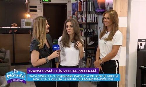 Transformarea Denisei Trasca in Magda Palimariu