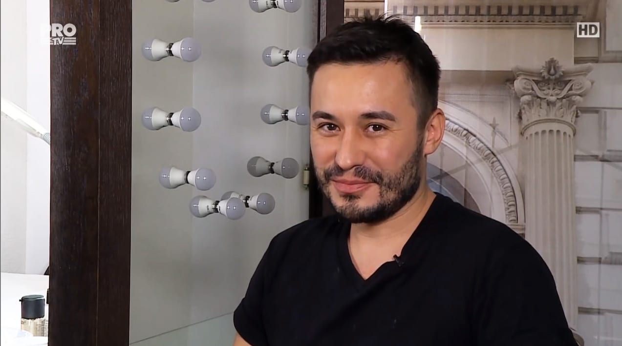 """Ingrijirea parului iarna - hairstylist-ul Adrian Perjovschi la """"Vorbeste lumea"""", PRO TV"""